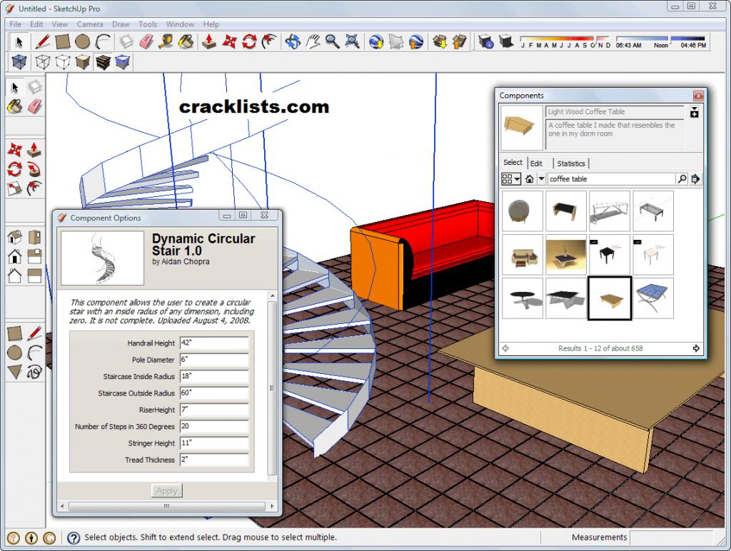 Google SketchUp Pro 2016 Crack
