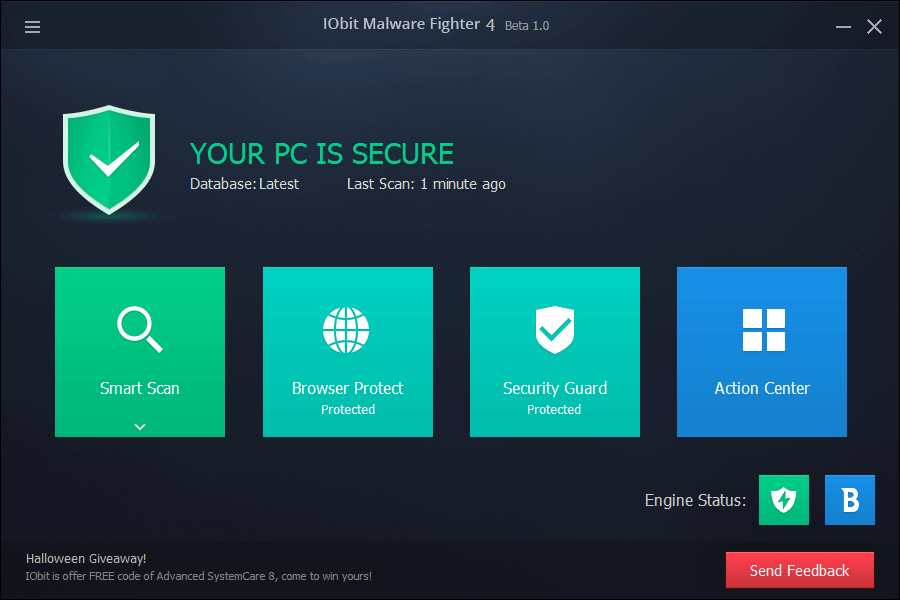 IObit Malware Fighter Pro 4.3.0.2688 Crack