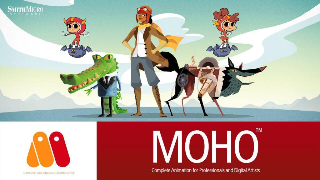 Moho Pro 13 Crack