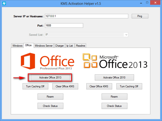 Office 2013 Toolkit and EZ Activator Free