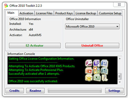 office 2010 professional plus activation crack