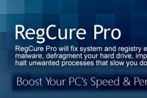 Regcure Pro Free License Key plus Crack Free Download
