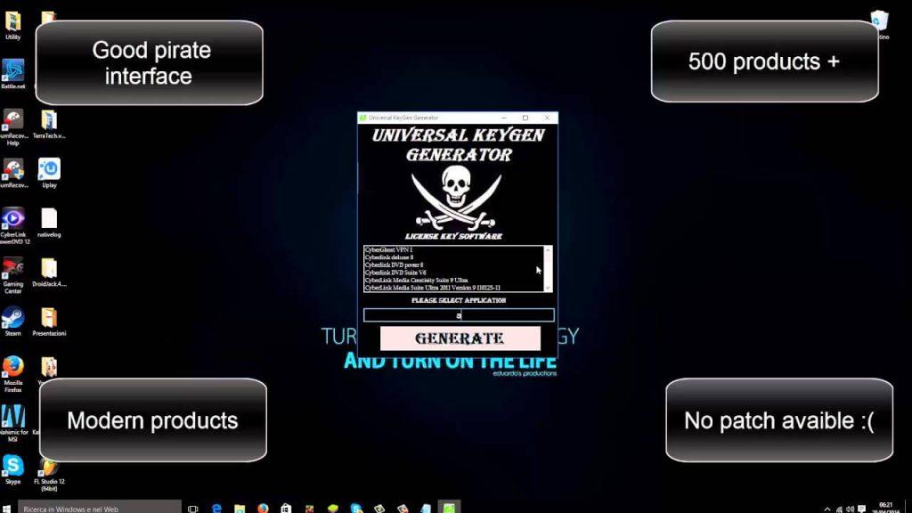 universal keygen generator 2015 for all software
