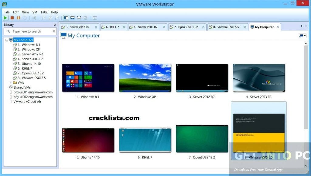 VMware Workstation Pro 12 crack