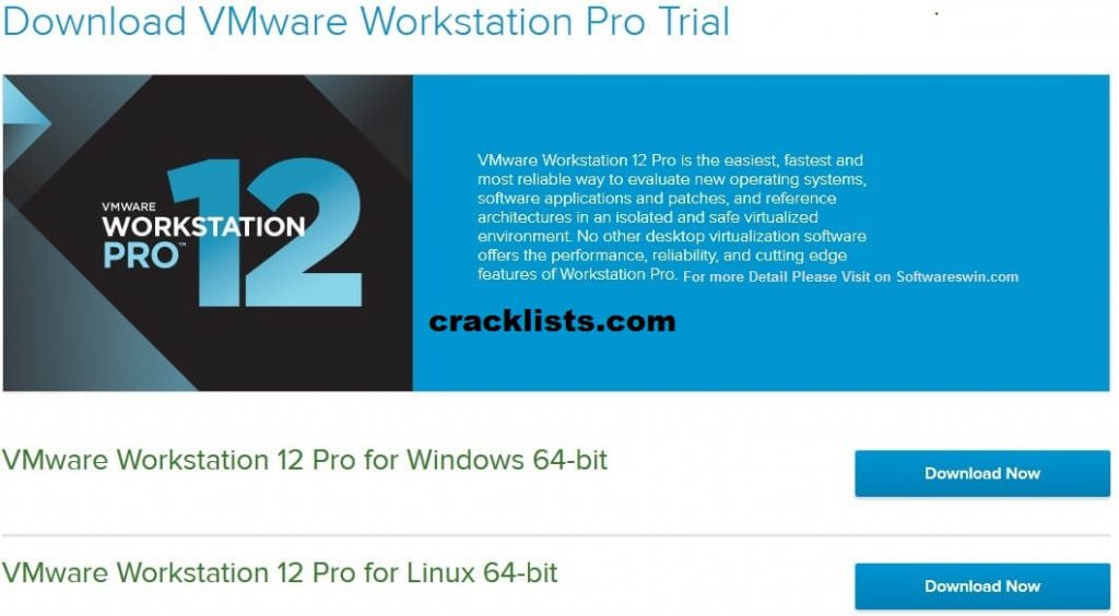 VMware Workstation Pro 12 serial key