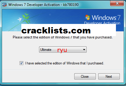 download windows 7 ultimate activator free