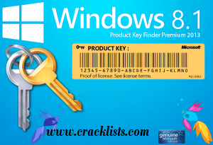 windows 8.1 build 9600 product key 2018