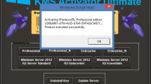 Windows 8.1 Pro KMS Activator Ultimate 1.4