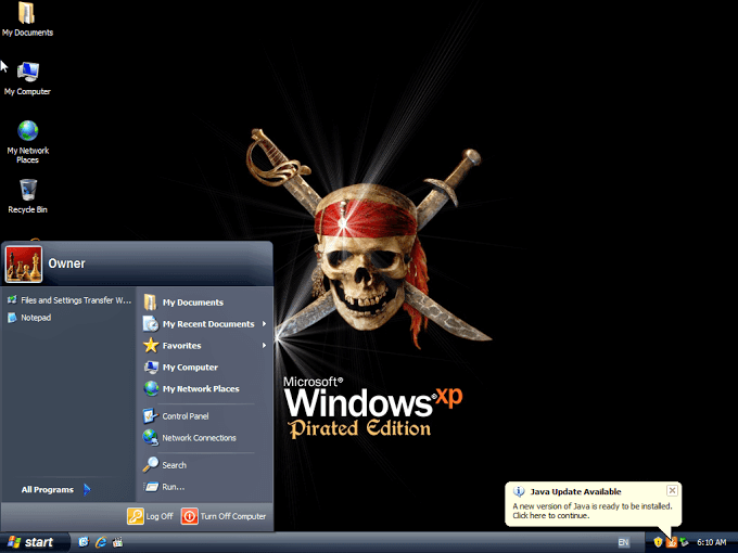 Windows Xp Black Edition SP3 ISO