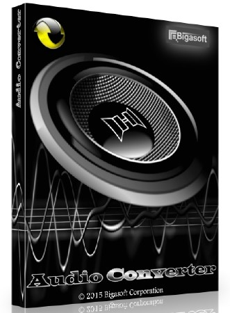 Bigasoft Audio Converter 4.5 serial key