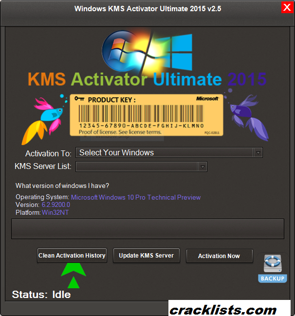 KMS Activator Ultimate 2015 v2.5