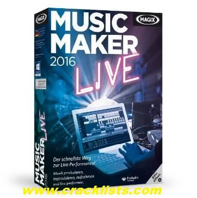 download keygen for magix music maker