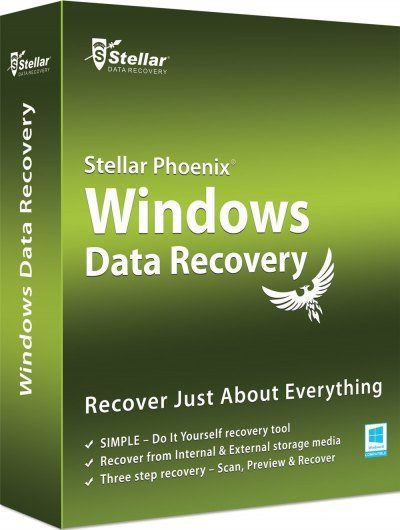 free serial number stellar phoenix windows data recovery