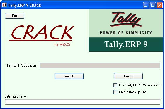 Tally ERP 9 Serial Key