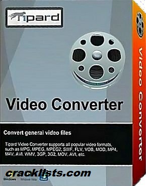 Tipard Video Converter Ultimate 9.0.16 keygen