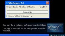 WGA Remove Windows 7 Ultimate Download