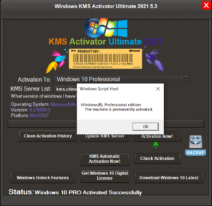 Windows KMS Activator Ultimate 2021 v5.1 [New] Free