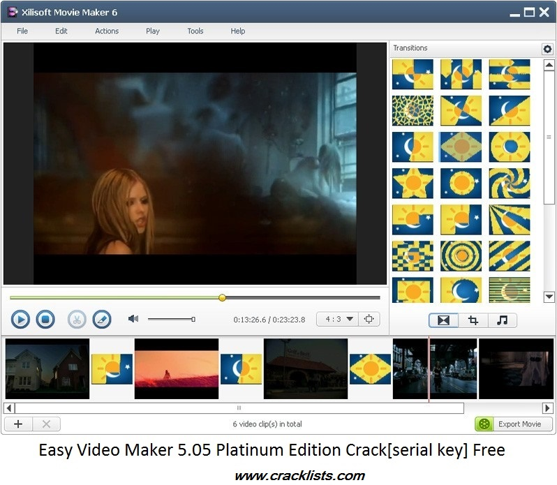 Easy Video Maker 5.26 Serial Number