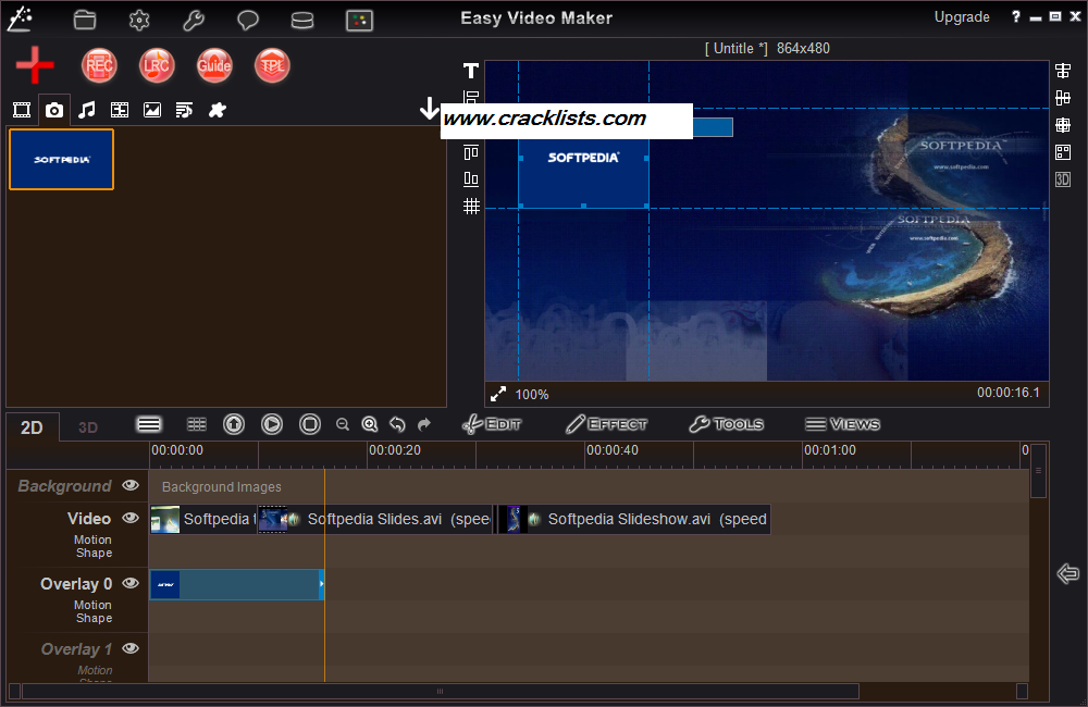 Easy Video Maker 5.26 Crack Free Download