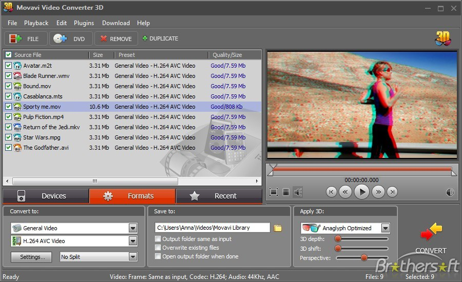 Movavi Video Converter 15.3.0 Crack