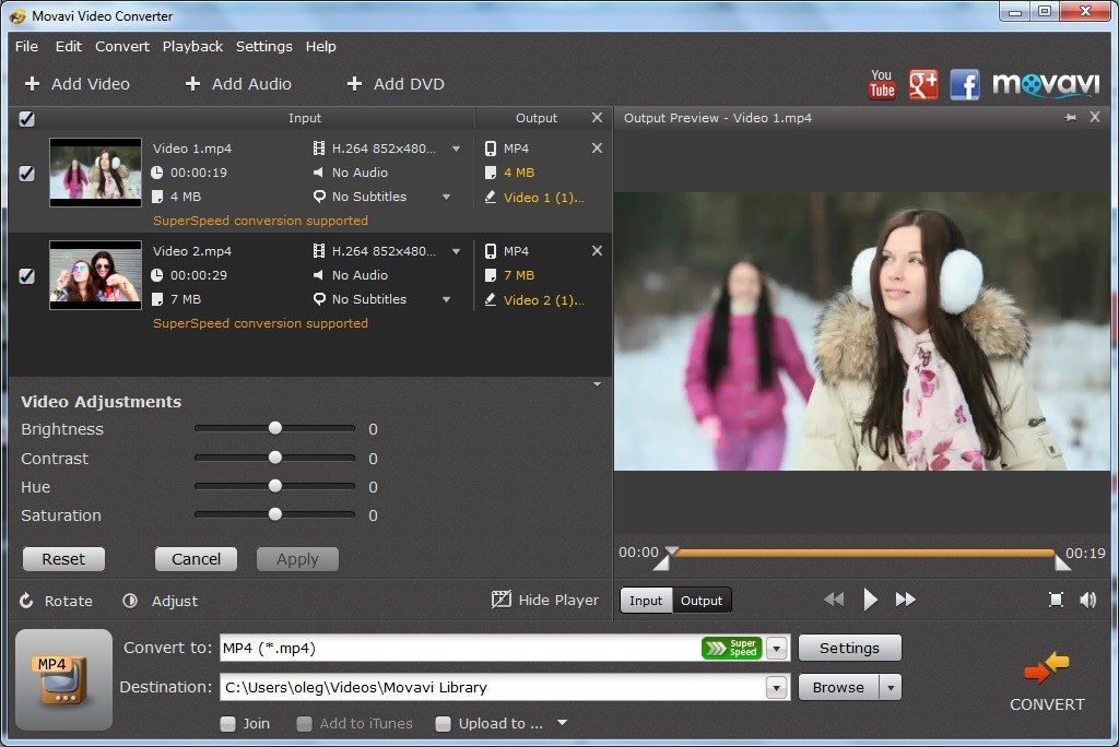 Movavi Video Converter 15.3.0 keygen