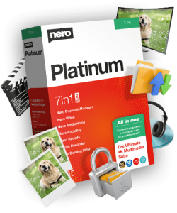Nero Platinum 2020 Crack + License Key Full (Updated)