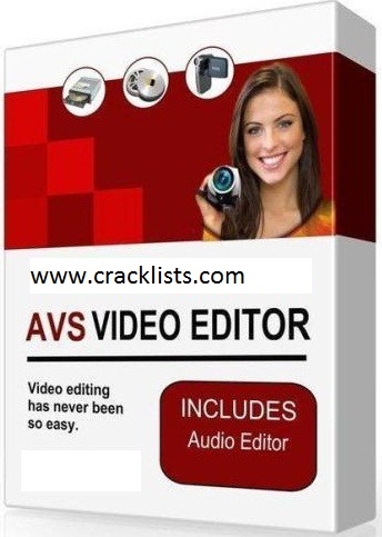 AVS Video Editor 9.3.1.354 Crack Plus Activation Key