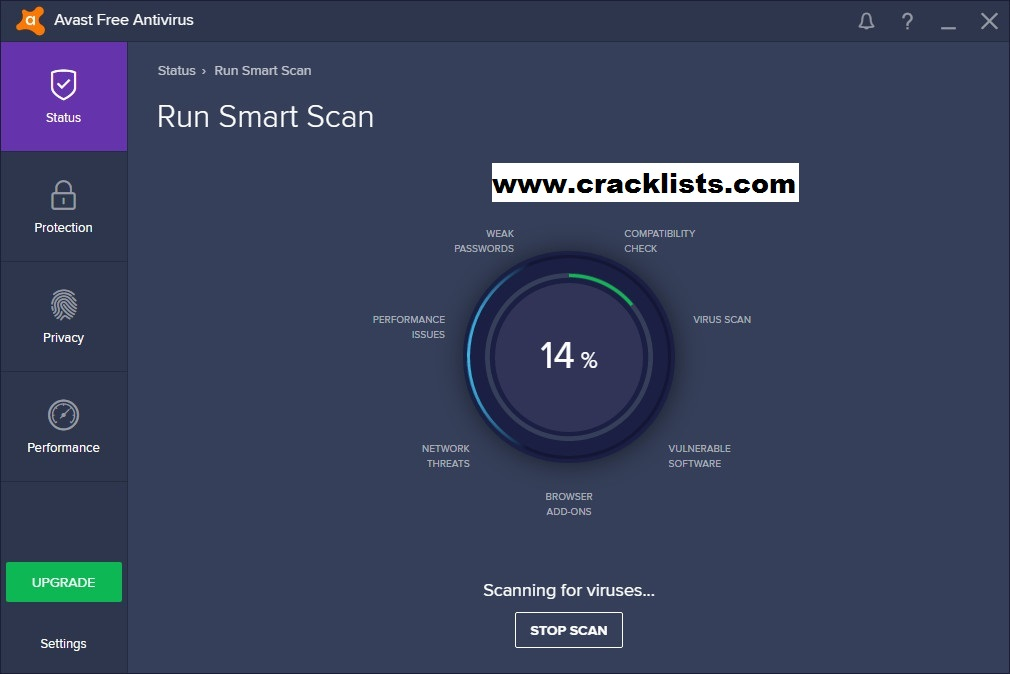 Avast Free Antivirus 18 Crack Download