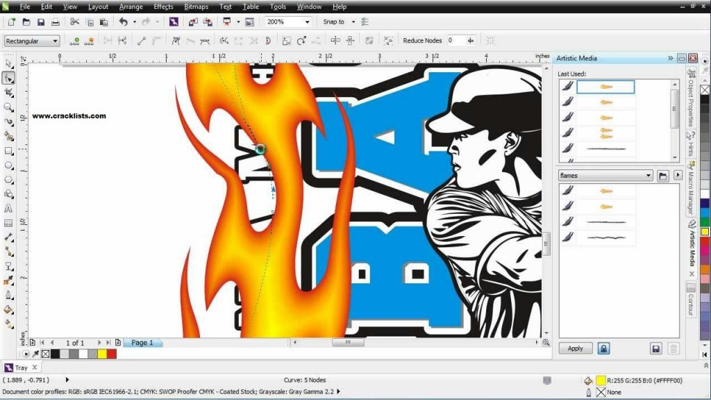 Corel Draw X6 Keygen With Crack Full Free Download