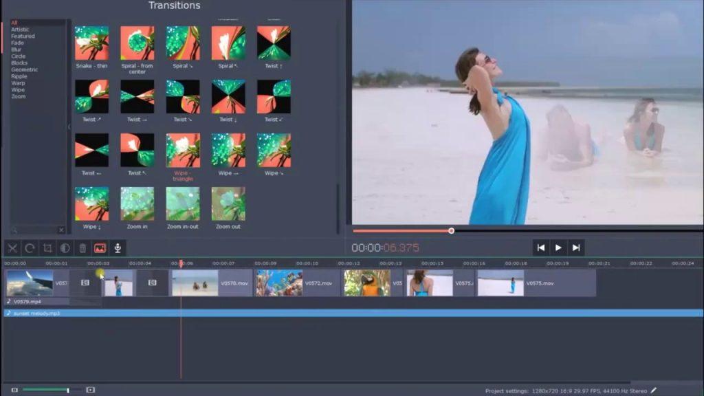 Movavi Video Editor Plus 2020 Crack