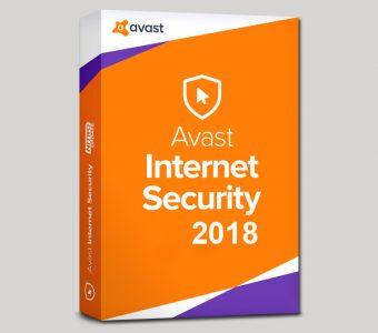 Avast Internet Security 2018 License Key plus Activation Code