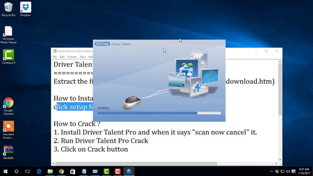 Driver Talent Pro 7.1.4.22 Crack