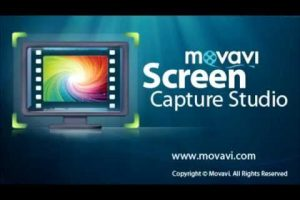 Movavi Screen Capture Pro 9 Serial Key plus Full Crack Download