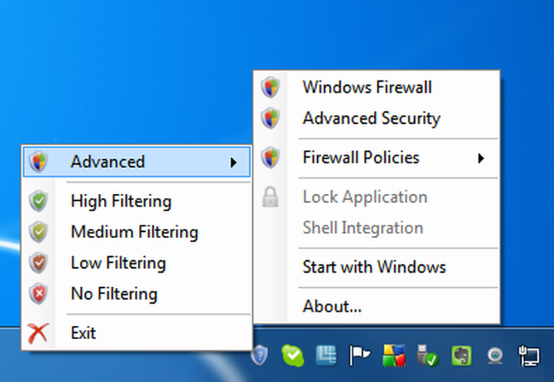 Windows Firewall Control Windows 10