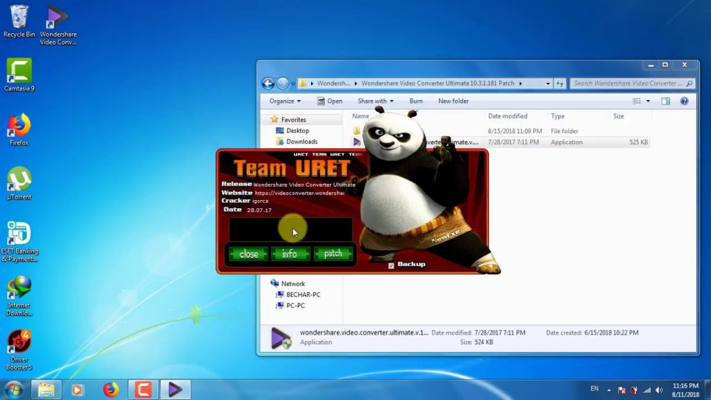 Wondershare Video Converter Ultimate 10.3.1 Crack