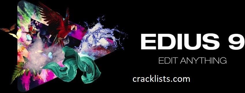 Edius Pro 9.55 Crack + Serial key 2020 Free Download