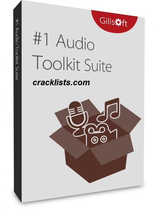 GiliSoft Audio Toolbox Suite 7.6.0 Crack