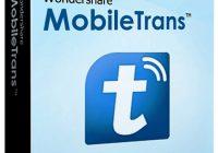 Wondershare MobileTrans 8.1.0 Crack Full Keygen Free Torrent